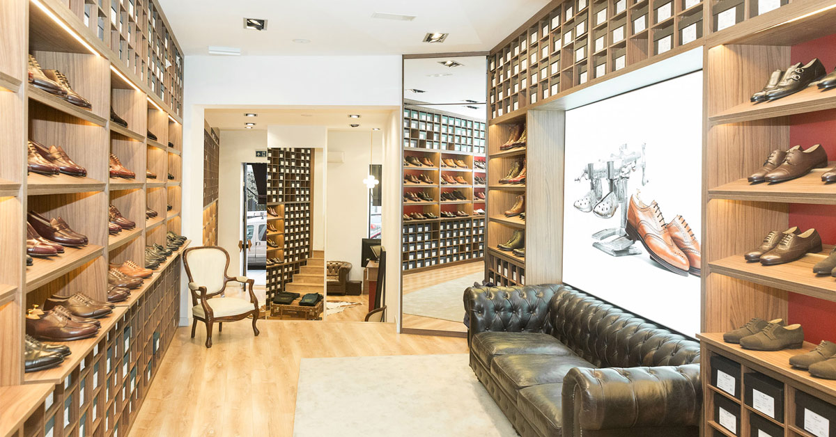 Flagship Store Crownhill Shoes Madrid