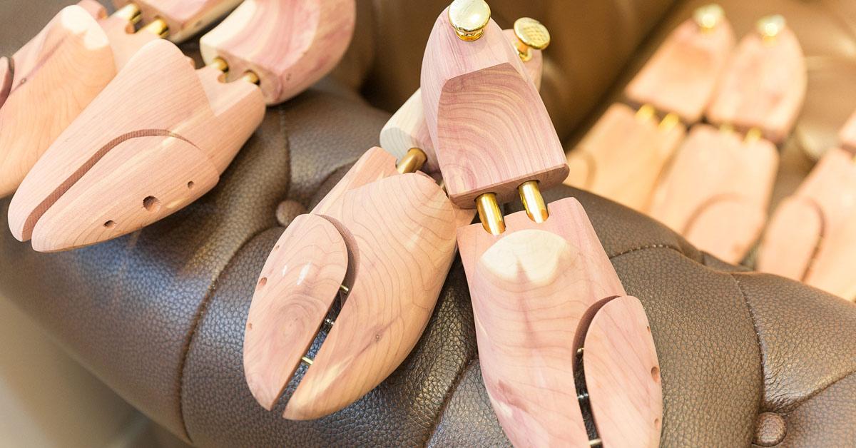 Why buy cedar shoe trees