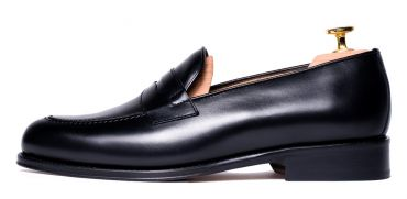 Scarpe centesimo, mocassini, scarpe nero, mocassino, mocassini mocassino, scarpe classiche, scarpe formali, scarpe durevoli