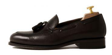 Tassel moccasin, tasseled moccasin for men, brown shoes for men, brown mocassin, casual shoes