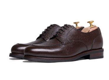 Blucher shoes, derby shoes, english shoes, Brown shoes for men, shoes with laces, shoes made with skin, perfect shoes for the day work, ideal shoes for work environments
