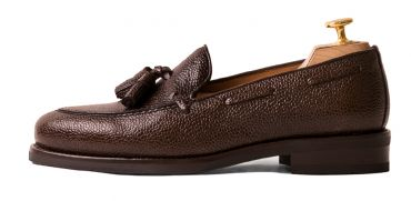 Tassel moccasin, tasseled moccasin for men, brown shoes for men, brown mocassin, casual shoes