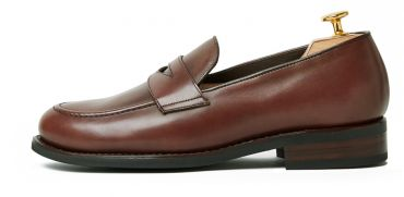 Monkstrap for men, dress brown shoes, black single monkstrap