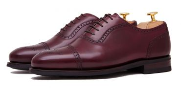 The Frankfurt - Rubber Sole - Goodyear Welted