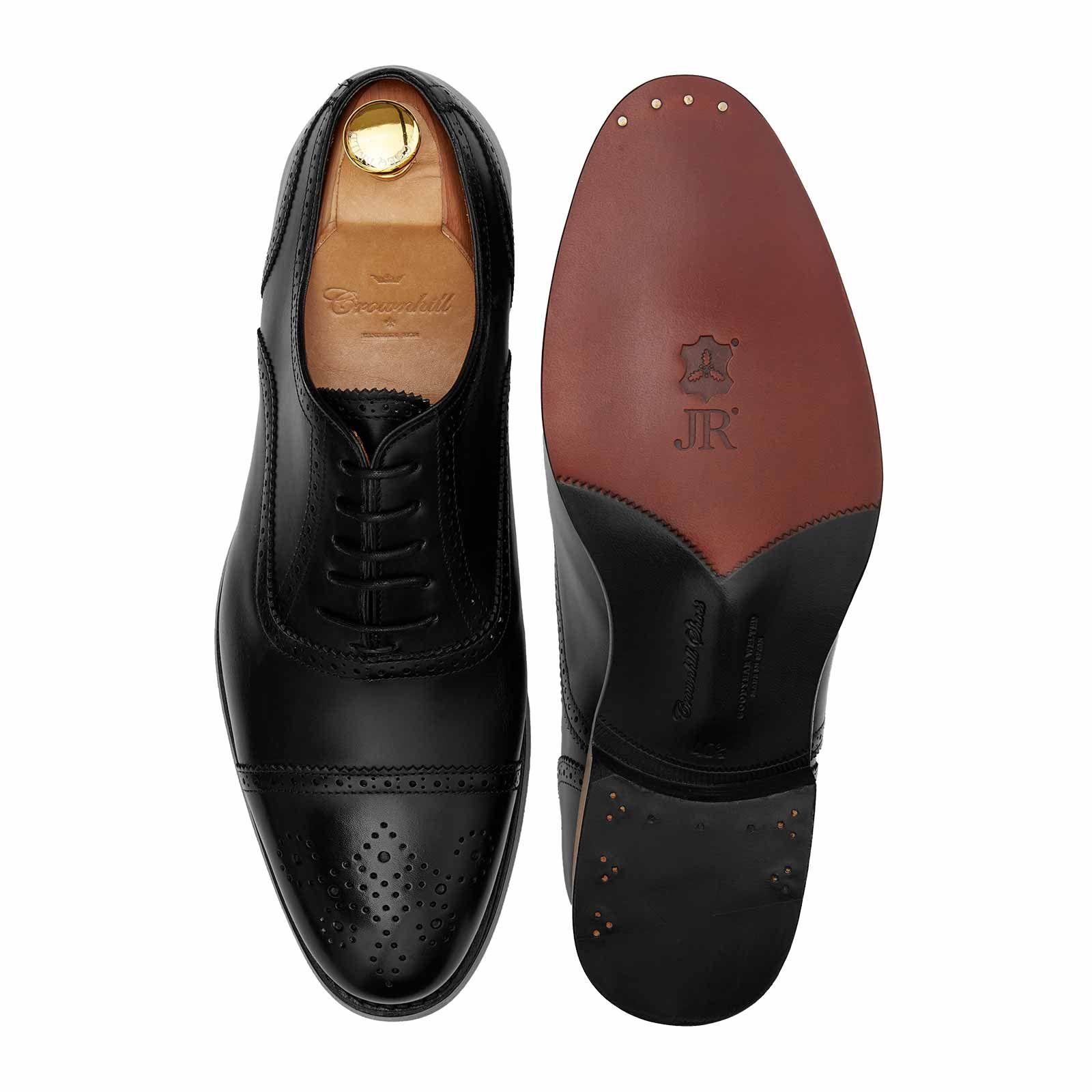 clarks black oxford shoes