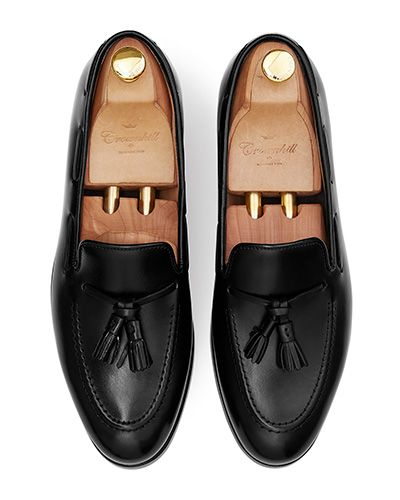 Black tassel moccasins, black shoes for men, formal shoes, dress black shoes, office shoes, comfortable shoes, shoes for every day, quality shoes, shoes for any occasion