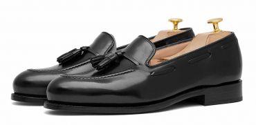 The Heidelberg Rubber Sole - Goodyear Welted Como un niño con zapatos nuevos