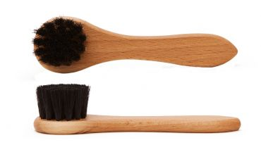 Black Applicator Brush