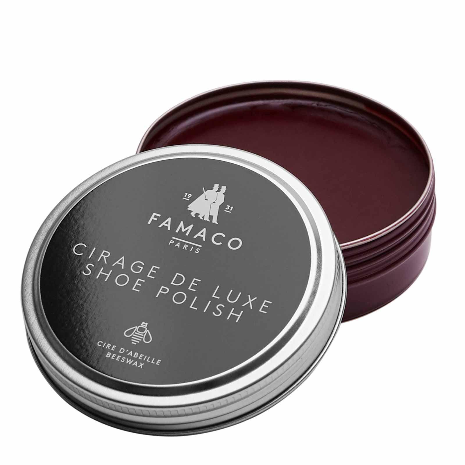 Wax Burgundy Famaco