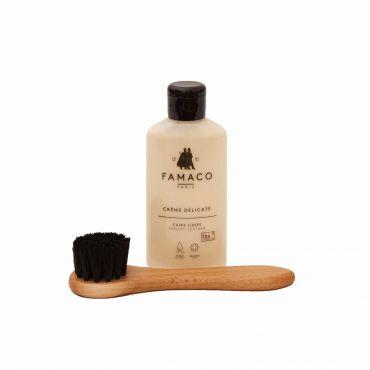 Black shoe polish, shoe recolorante wax buffing cream, cream for shine, animal wax, cream saphir, cream for black shoes