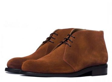Boots with laces, chukka boots, light Brown boots, suede boots, boots for the Winter, mordern boots, boots for men, casual boots