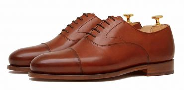 The St. Louis - Goodyear Welted Zapato inglés pero made in Spain