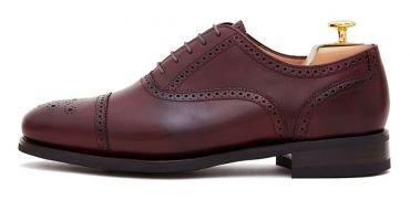 The Vichy - Rubber sole - Goodyear Welted