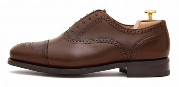 The New Sao Paulo - Rubber Sole - Goodyear Welted
