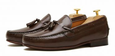 Moccasin shoes for men, tassel shoes, brown tassel shoes, Brown loafer, hazelnut brown shoes, brown shoes tasseled, comfortable shoes, perfect shoes made in Spain
