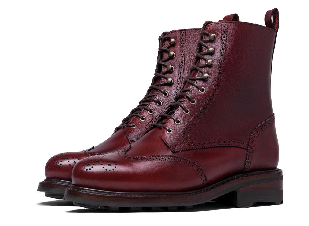 a116f897312e5 Botas Hombre - Crownhill Shoes