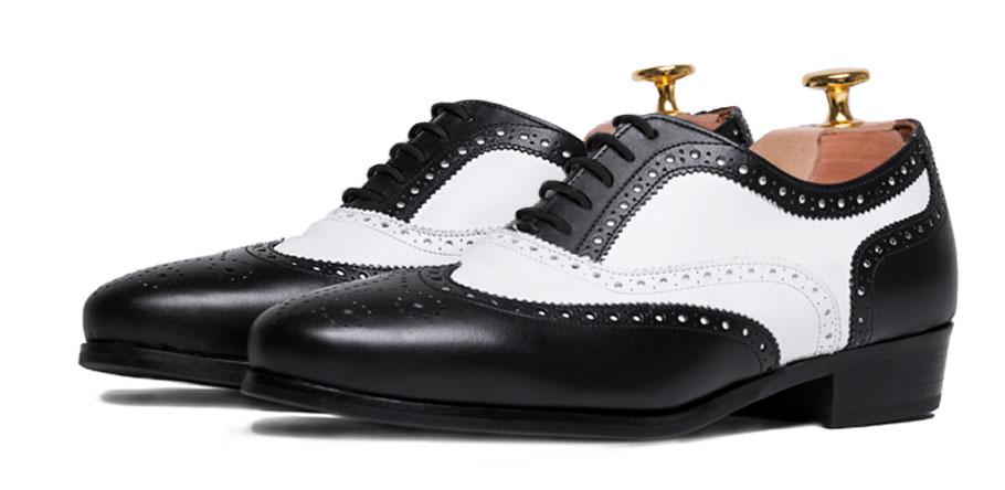 ddd33b8a4 Sapatos Spectator para mulher - Crownhill Shoes