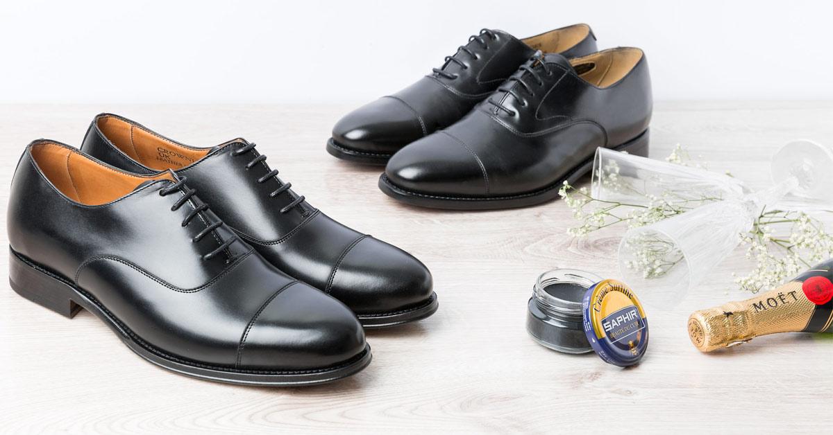 cómo elegir los zapatos del novio para la boda - crownhill shoes