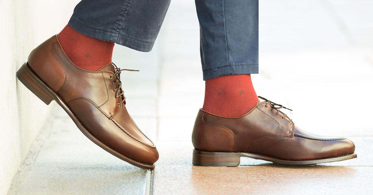 Consejos para llevar zapatos con o sin calcetines - Crownhill Shoes 2a2a0a121f683