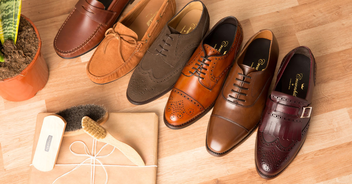 Types of leather for our most distinguished shoes