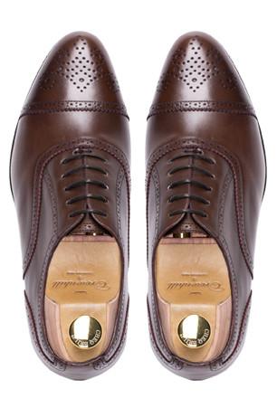 Chaussures Haute Robe Cognac Greve b0R37X